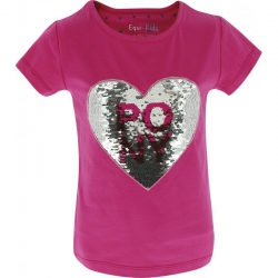 T-shirt Equi-Kids Magique Pony Love