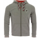 Sweat capuche TRC85 gris
