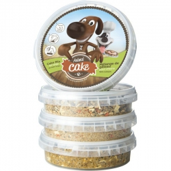 Animal cake pour chien 120g