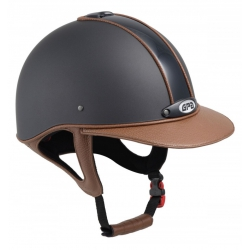 Casque GPA Classic Leather 2x