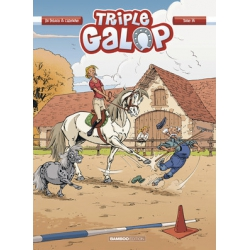 BD Triple Galop - Tome 14