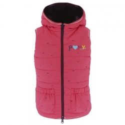 Gilet Equi-kids Cute réversible