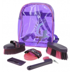 Kit Equi-Kids Grooming Pégase