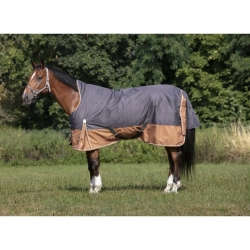 Couverture Aisance high neck Equithème Tyrex 600D 150gr