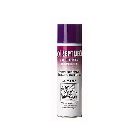 Septijet antiseptique 500 ml