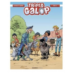 BD Triple galop - Tome 13
