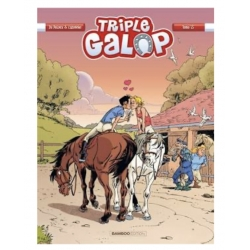 BD Triple Galop - Tome 15