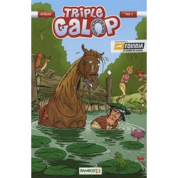 BD Triple Galop - Tome 3
