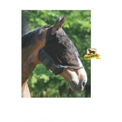 Fly mask sans oreilles Absorbine