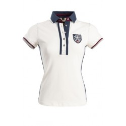 Polo Equit'M jersey dame