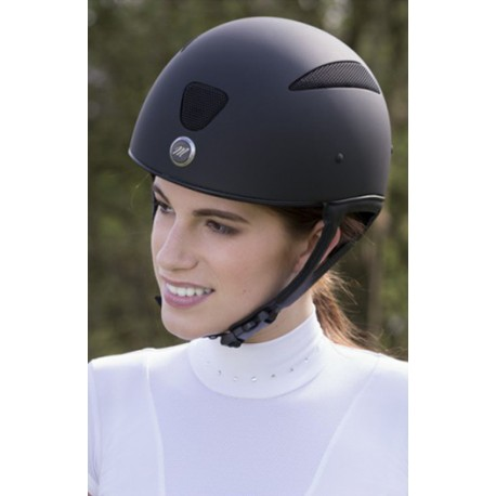 Casque Equit'M Cross mat